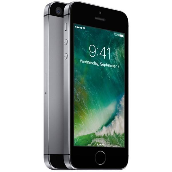 Apple iPhone SE 16GB Space Grey - Kategorie C