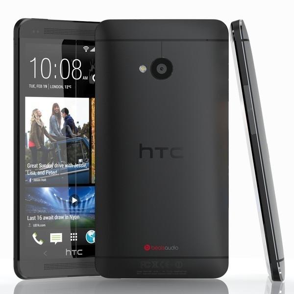HTC ONE M7 Black - kategorie B