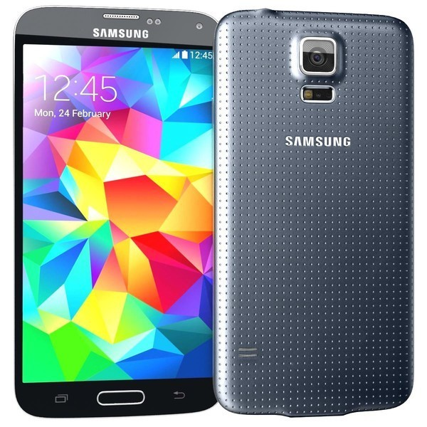 Samsung Galaxy S5 Mini Black G800