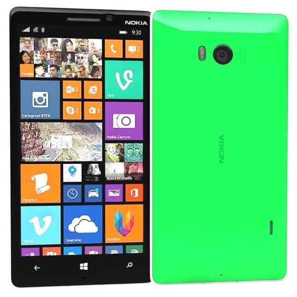 Nokia Lumia 930 Green - Kategorie C
