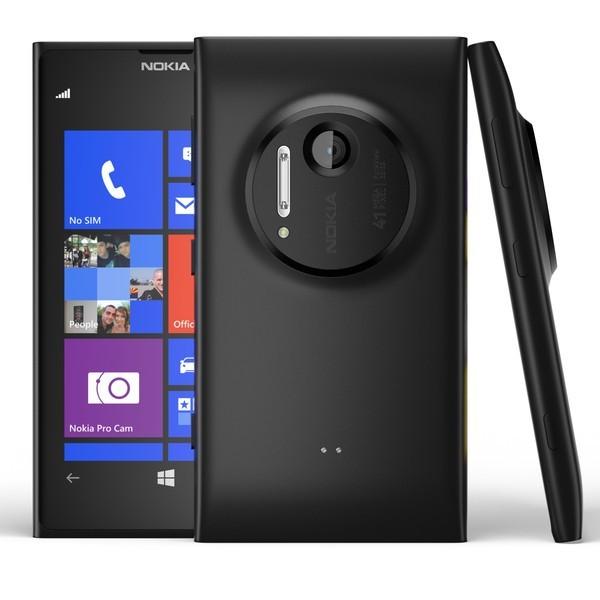 Nokia Lumia 1020 Black - Kategorie B