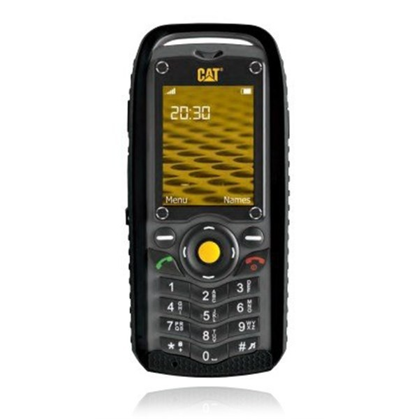 Caterpillar B25 Black Outdoor, Dual SIM