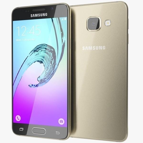 Samsung Galaxy A3 2016 A310F Gold