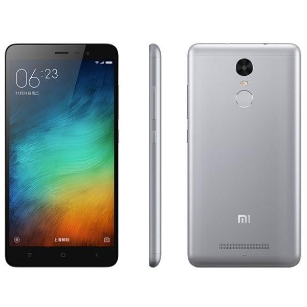 Xiaomi Redmi Note 3 32GB Black