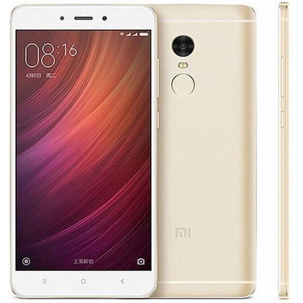 Xiaomi Redmi Note 4 64GB CZ LTE Dual SIM zlatá