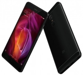 Xiaomi Redmi Note 4 64GB CZ LTE Dual SIM černý č.2