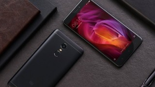 Xiaomi Redmi Note 4 64GB CZ LTE Dual SIM černý č.3