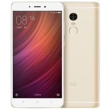 Xiaomi Redmi Note 4 32GB CZ LTE Dual SIM zlatý