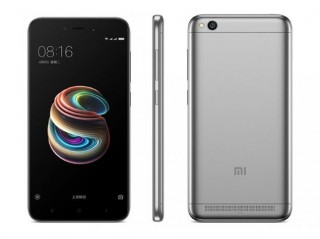 Xiaomi Redmi 5A Gray 16GB č.1