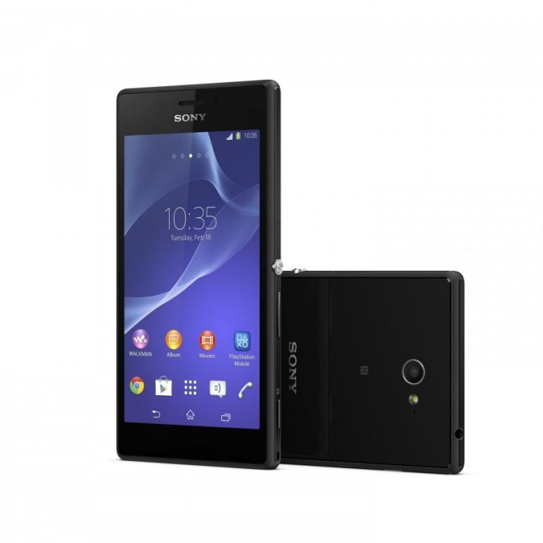 Sony Xperia Z2 Black - Kategorie A