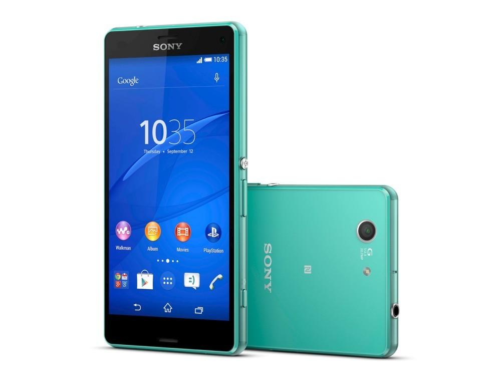 Sony Xperia Z3 Compact Zelená - Kategorie A