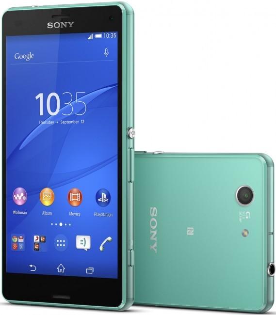 Sony Xperia Z3 Zelená - Kategorie A