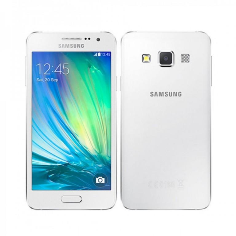 Samsung Galaxy A3 SM-A300FU White - Kategorie A
