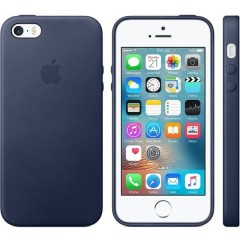 Pouzdro Apple Original iPhone 5/5S, SE, Midnight blue