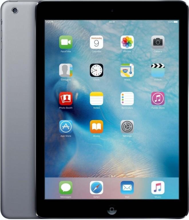 Apple iPad Air 32GB Wifi Space Grey - Kategorie B