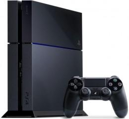 Sony PlayStation 4 500GB Black č.1