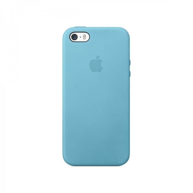 Pouzdro Apple Original iPhone 5/5S Modré