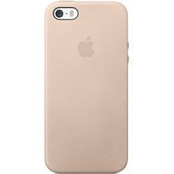Pouzdro Apple Original iPhone 5/5S Béžové