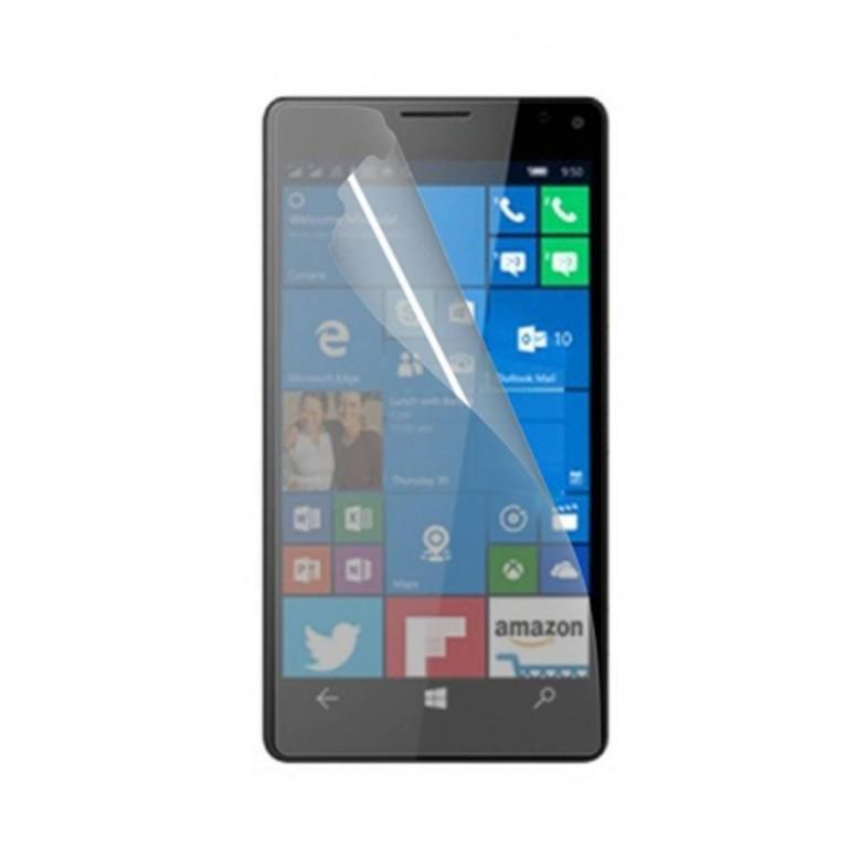 Prémiová ochranná fólie displeje CELLY pro Microsoft Lumia 950 XL, lesklá, 2ks