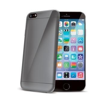 TPU pouzdro CELLY Ultrathin pro Apple iPhone 6/6S Kouřové