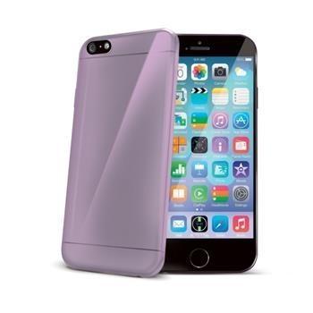 TPU pouzdro CELLY Ultrathin pro Apple iPhone 6/6S Fialové