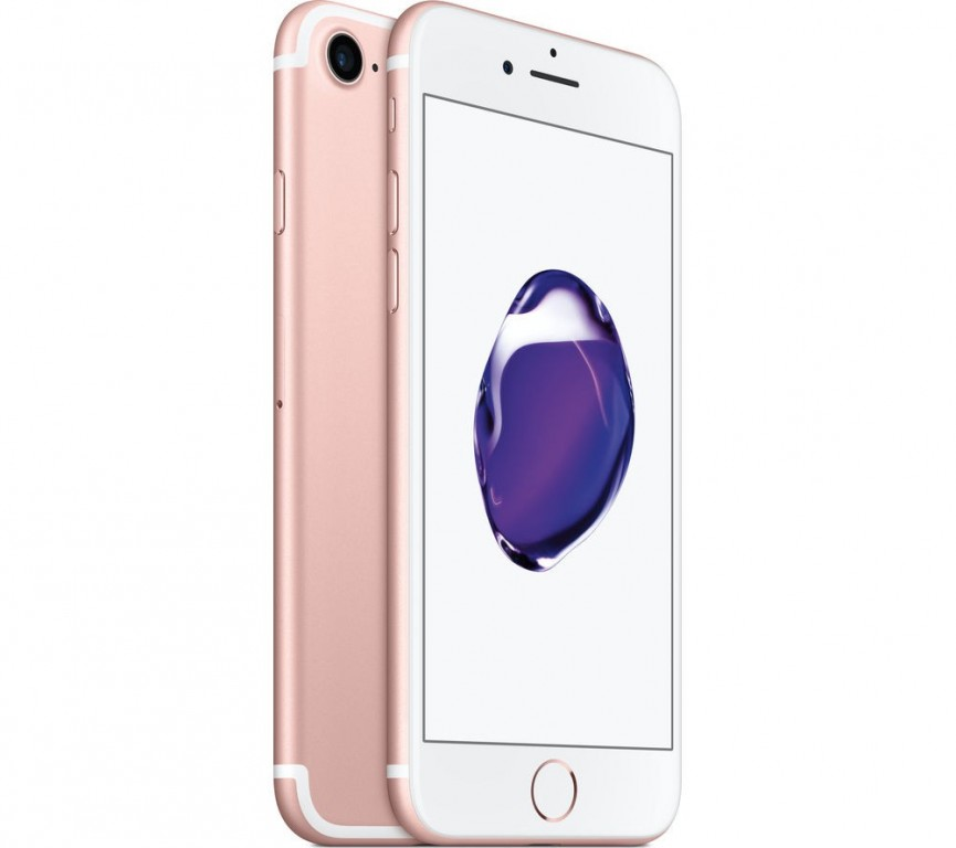 Apple iPhone 7 128GB Rose Gold - Kategorie B