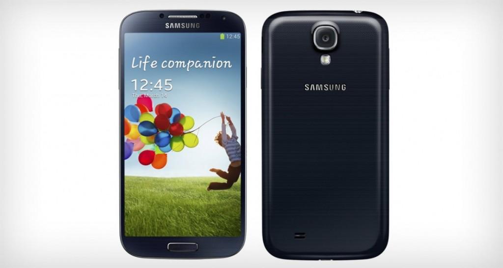 Samsung Galaxy S4 Black - Kategorie B