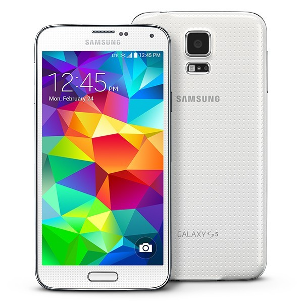 Samsung Galaxy S5 Mini White - Kategorie B