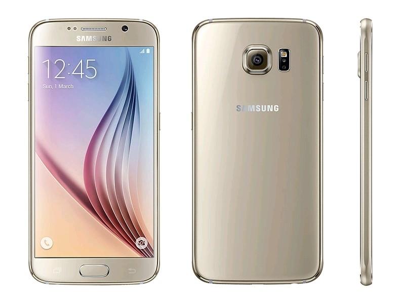 Samsung Galaxy S6 32GB Gold - Kategorie B