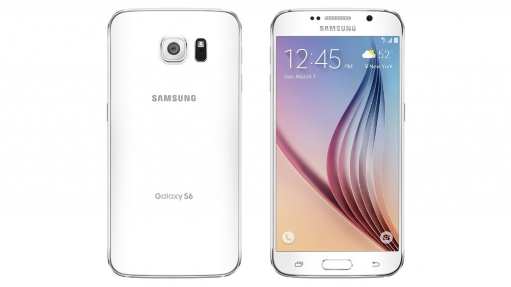 Samsung Galaxy S6 32GB White - Kategorie B