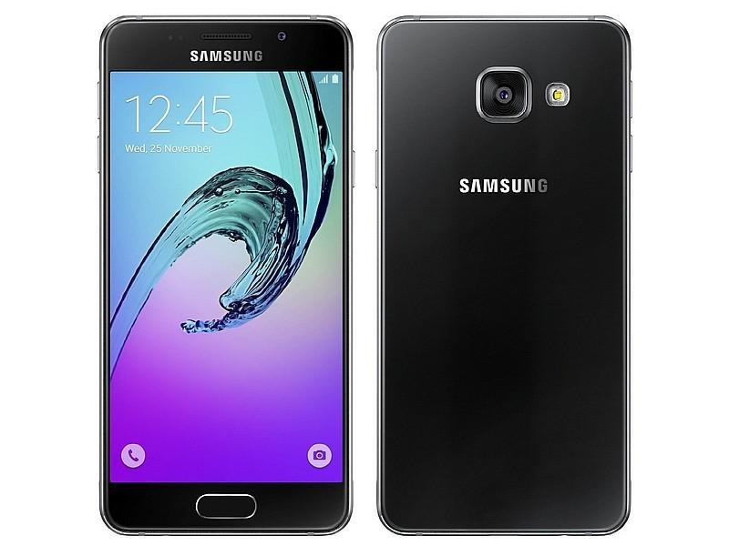 Samsung Galaxy A3 2016 Black - Kategorie B