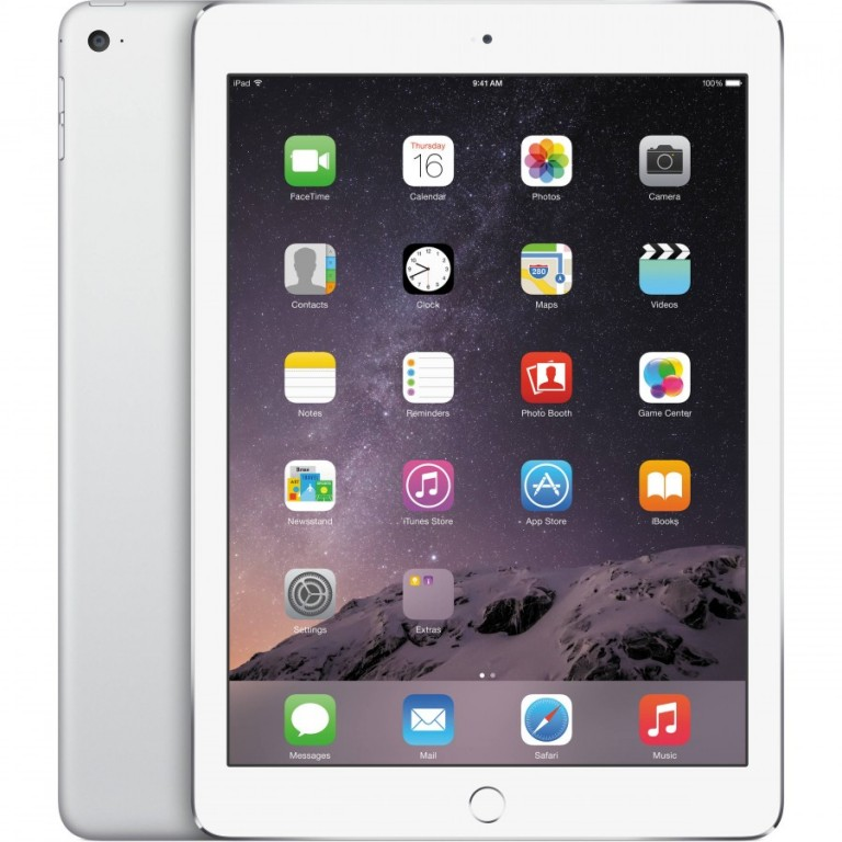 Apple iPad Air 16GB WiFi Silver - Kategorie A