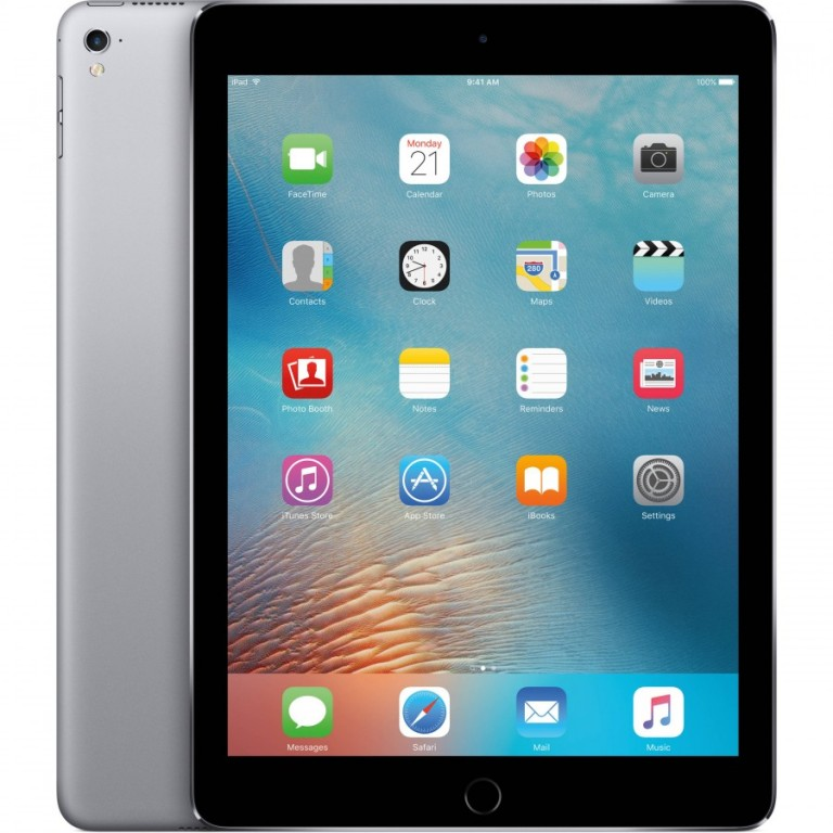 "Apple iPad Pro 9.7"" 32GB Cellular Space Grey - Kategorie A"