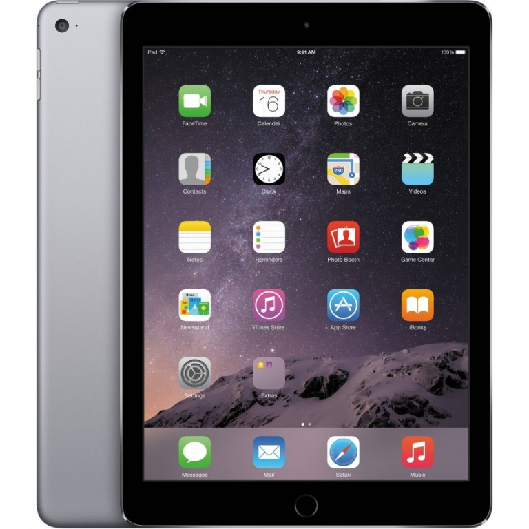 Apple iPad Air 2 64GB Cellular Space Grey - Kategorie A