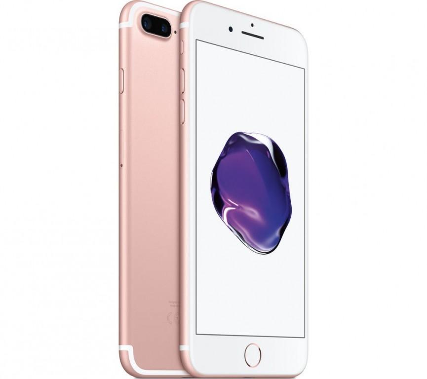Apple iPhone 7 Plus 128GB Rose Gold - Kat.B