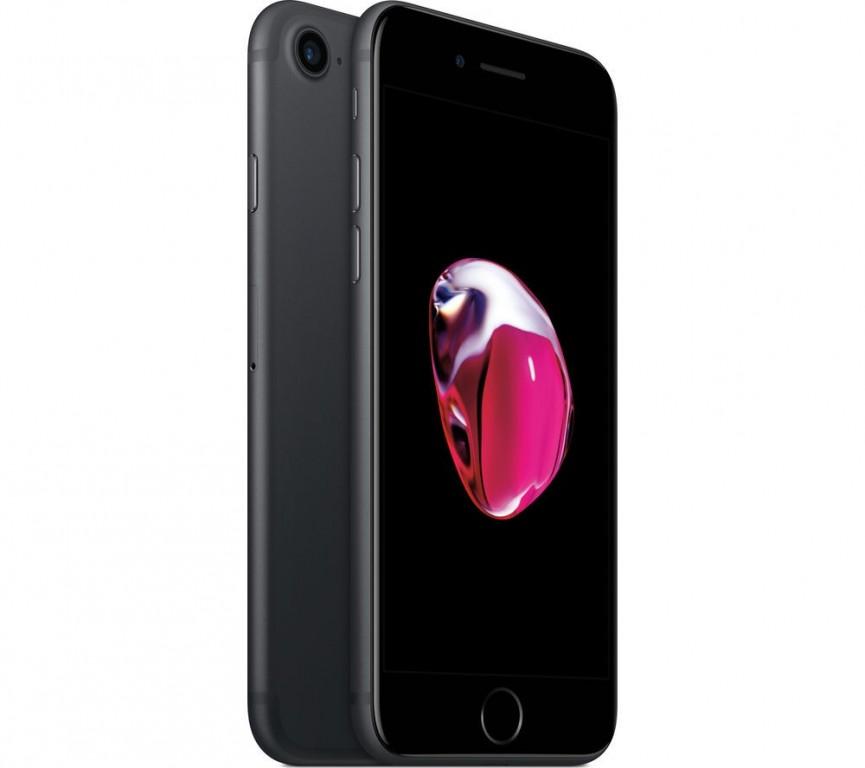 Apple iPhone 7 256GB Black - Kategorie B