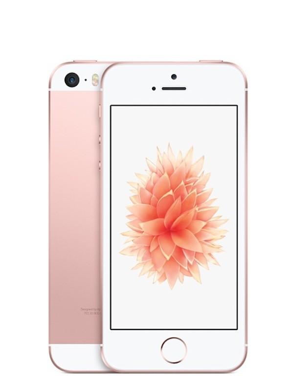 Apple iPhone SE 128GB Rose Gold