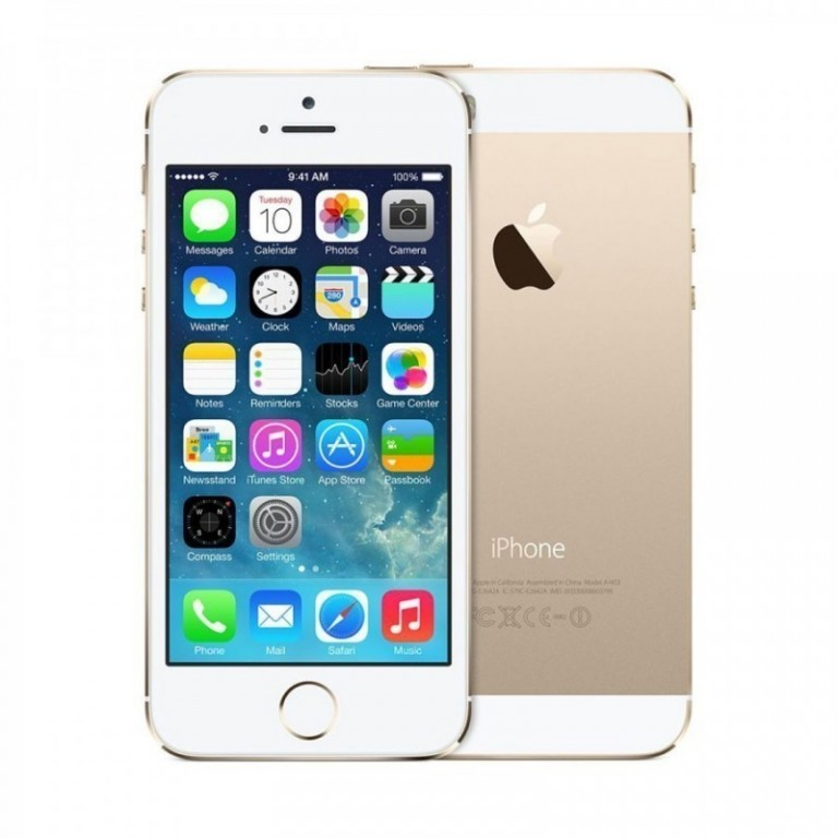 Apple iPhone 5S 16GB Gold - Kategorie A+