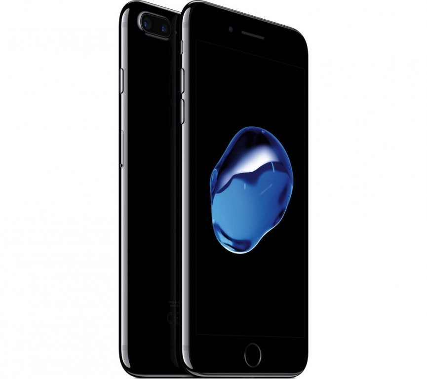 Apple iPhone 7 Plus 256GB JET Black - Kategorie B