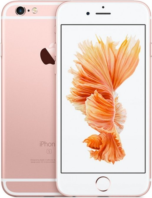 Apple iPhone 6S 16GB Rose Gold - Kategorie C