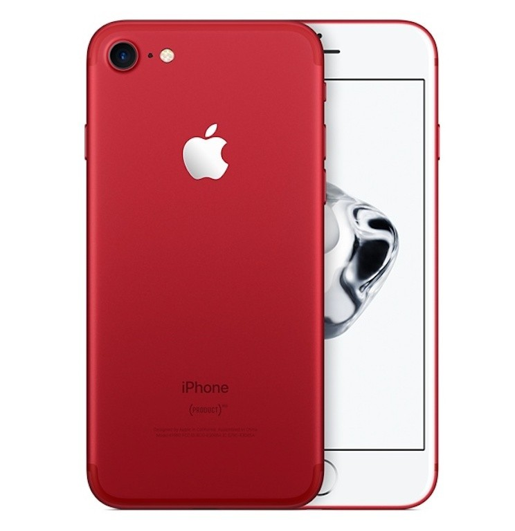 Apple iPhone 7 128GB Red - Kategorie A