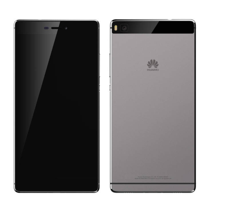Huawei P8 Titanium Grey 16GB