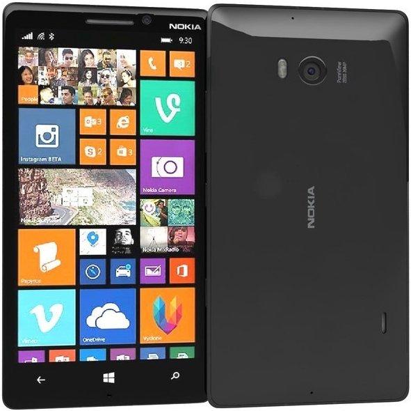 Nokia Lumia 930 Black - Kategorie B