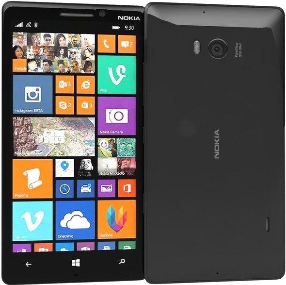 Nokia Lumia 930 Black - Kategorie C