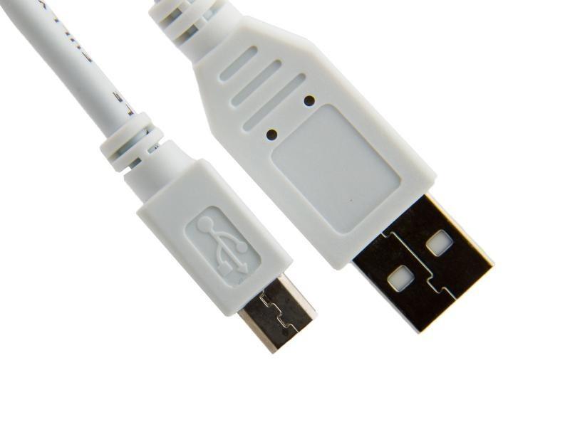 Micro USB kabel 0,8m