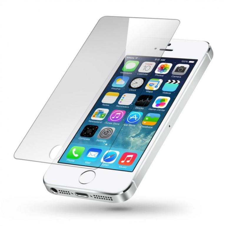 Ochranné sklo pro iPhone 5/5S/SE