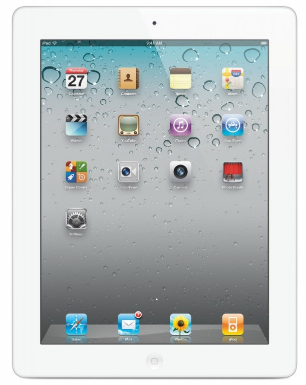 Apple iPad 3 16GB WiFi White - Kategorie A