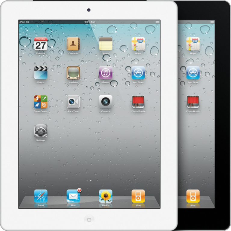Apple iPad 2 16GB WiFi White - Kategorie A