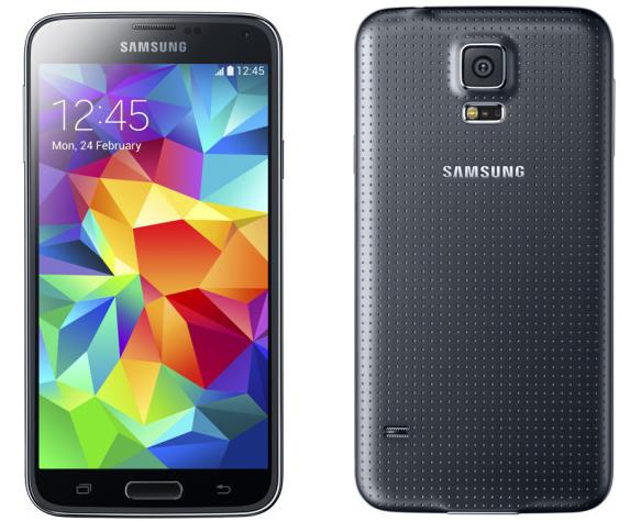Samsung S5 G900 Mini Black