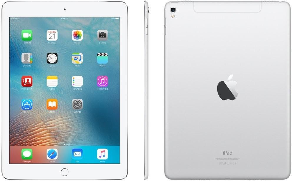 "Apple iPad PRO 9,7"" 32GB Cellular Silver - Kategorie A"